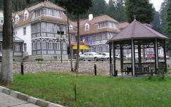 Régi villák Szovátán, Románia
