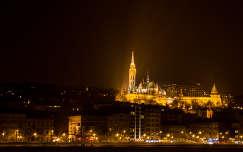 Budapesti téli este