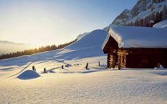 Téli Alpok, Ausztria