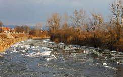 Maros folyó, Erdély