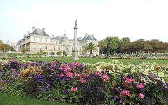 Jardines de Luxemburgo, París, Francia.