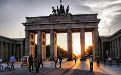 Németország - Berlin - Branderburgi kapu