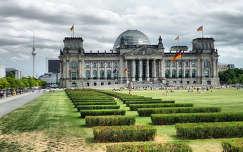 Németország - Berlin - Reistag