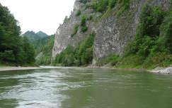 Dunajec, Lengyelország