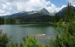 Csorba-tó, Szlovákia