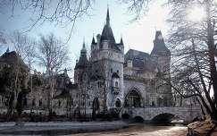 magyarország vajdahunyad vára budapest várak és kastélyok tél