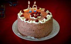 édesség névnap és születésnap torta