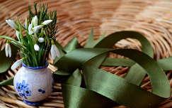 tavaszi virág vadvirág tavasz csendélet virágcsokor és dekoráció hóvirág