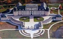 Az edelényi L Huillier - Coburg-kastély