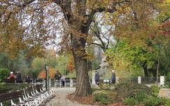 Budapesti Állatkert ősszel