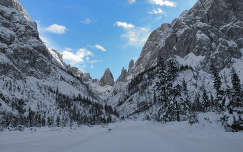 Dolomitok, Olasz Alpok
