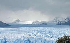 Perito Moreno gleccser, Los Glaciares Nemzeti Park, Argentina