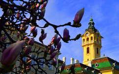 Szeged, tavasz