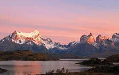 Torres del Paine Nemzei Park, Chile