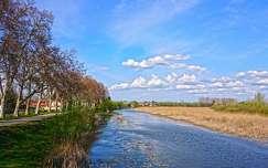Ferenc-csatorna, Dávod, Magyarország