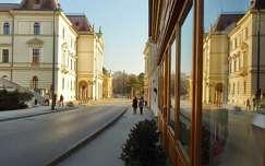 Veszprém Megyeháza tér