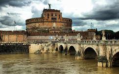Olaszország - Róma - Angyalvár