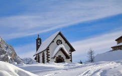 Templom, Dolomitok, Olasz Alpok