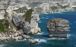 Korzika sziklái