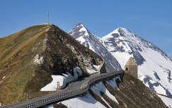 Ausztria Grossglockner-i út