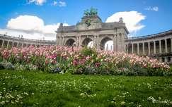 belgium brüsszel tavasz