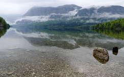 Bohinji tó, Szlovénia