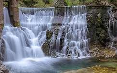 Vintgar szurdok, Szlovénia