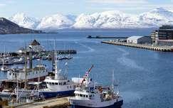 skandinávia kikötő norvégia