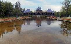 Köztemető, Krematórium Tükörtóval - Debrecen