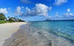 Hawaii, Lainakai beach