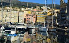KORZIKA - Bastia városa