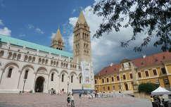 Pécs Dóm tér