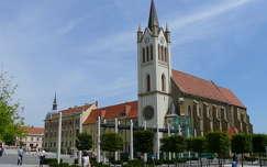Keszthely Magyarok Nagyasszonya templom