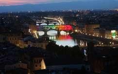 Olaszország - Firenze - este