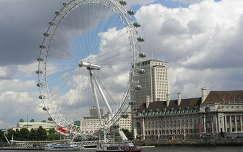 London Themze és a London Eye