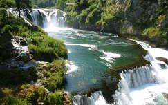 ©trbaèki Buk vízesés II., Bosznia és Hercegovina