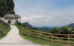 Hochosterwitz várának kapuja,Ausztria