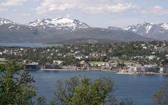 Norvégia, Tromsö látképe