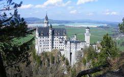 Neuschwanstein, Németország