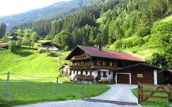 Ausztria, Tirol, Zillergrund 2015. július