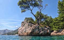 Brela, Horvátország