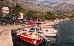 Baska Voda, Horvátország