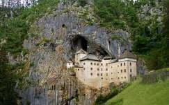 Szlovénia, Predjamai Barlangvár