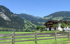 Zillertal, Ausztria, 2015.július