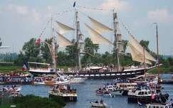 Netherlands-Spaarndam, SAIL 2015-TALL SHIP THE BELEM