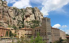 Montserrat - Kolostor