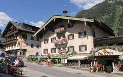 Mayrhofen, Zillertal, Ausztria, 2015.július