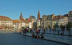 Strasbourg, Place Kléber