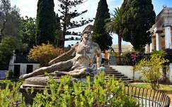 Achilleion, Korfu, Görögország