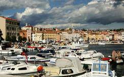 Rovinj- Horvátország